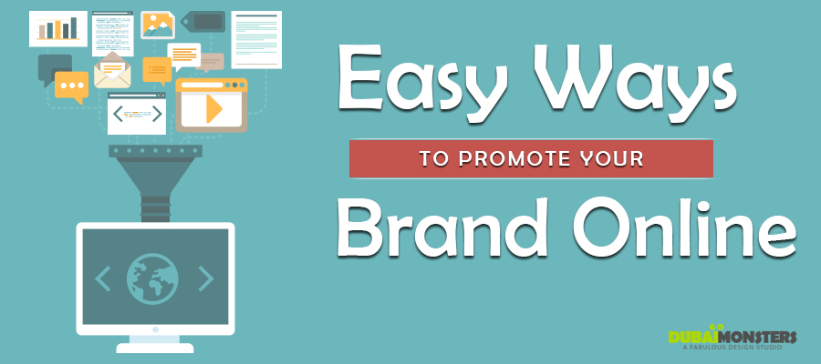 How to Promote a Brand on the Web ?