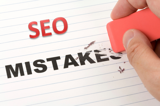 SEO Rookies Almost Always Make These 4 Mistakes