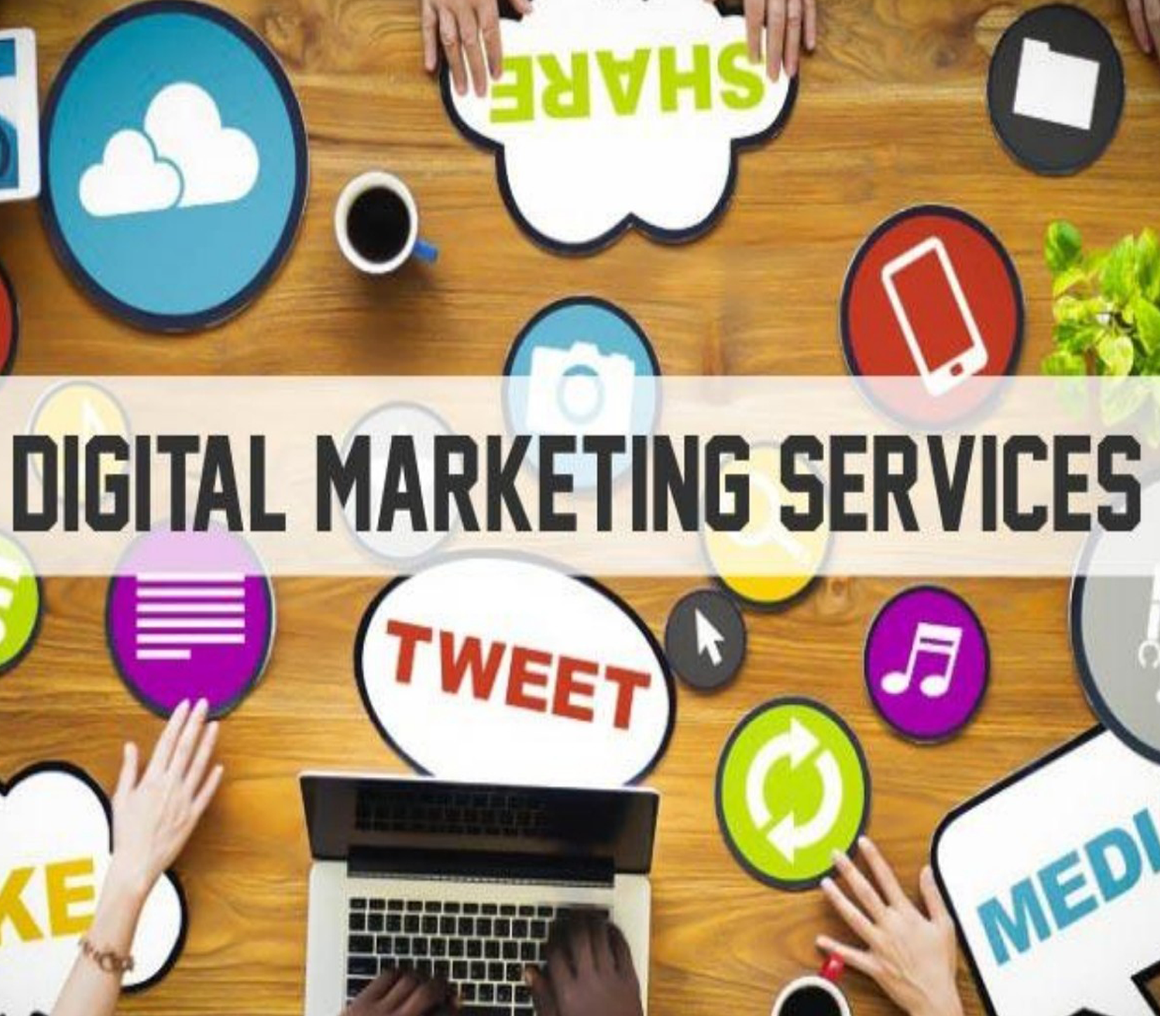 Digital Marketing Services Agency in India