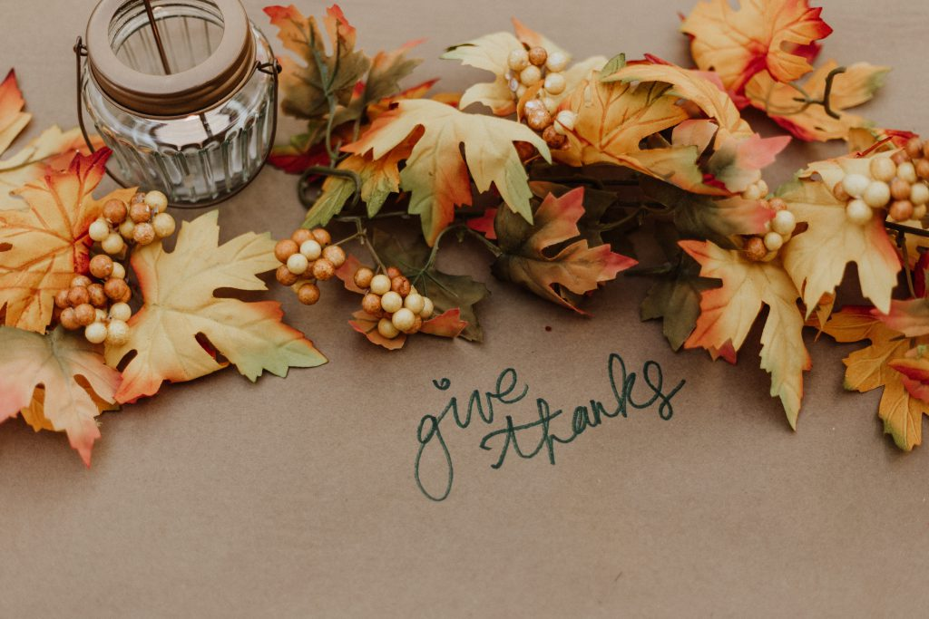 Celebrate & Cherish Thanksgiving in an All New Way